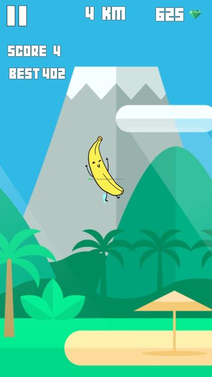 Banana Jump! screenshot-3