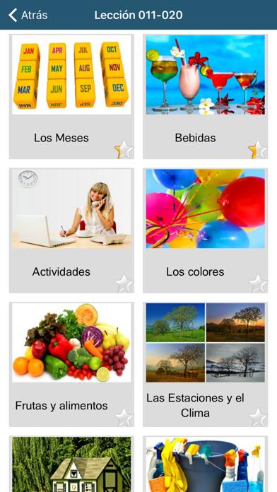 Learn English US 50 languagesScreenshot of 1