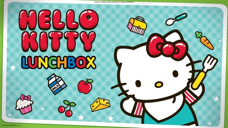 Hello Kitty Lunchbox screenshot-0