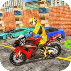 Activities of Bike Parking Stunt