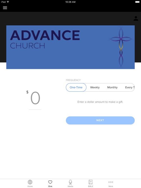 Advance Church Silver Spring screenshot 5