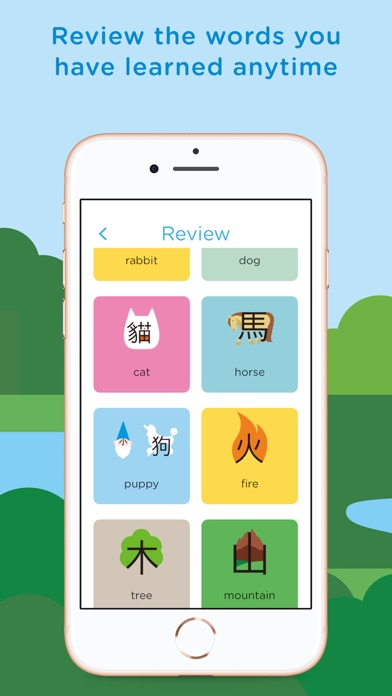 Chineasy Cards screenshot 4