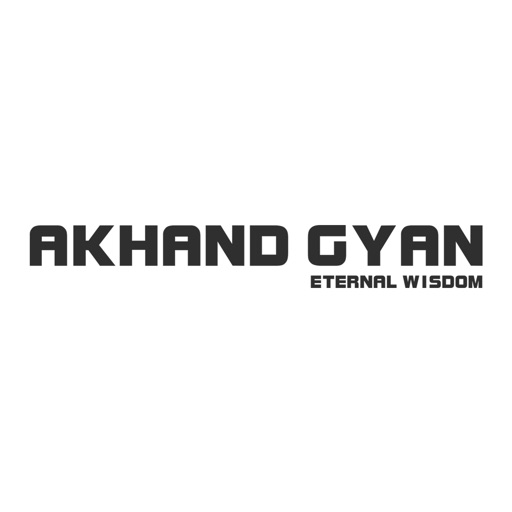 Akhand Gyan - English icon