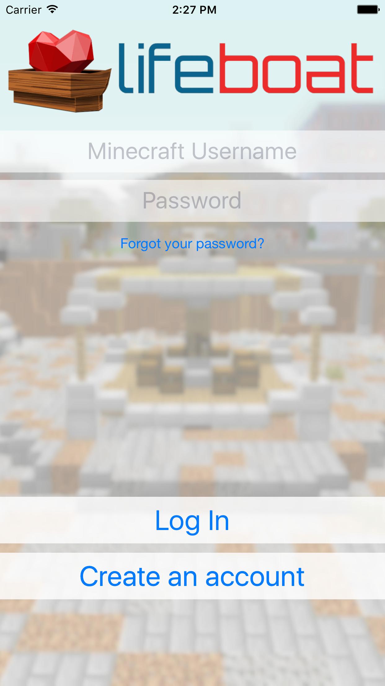 Lifeboat+ Screenshot
