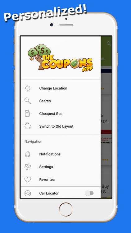 The Coupons App screenshot-3