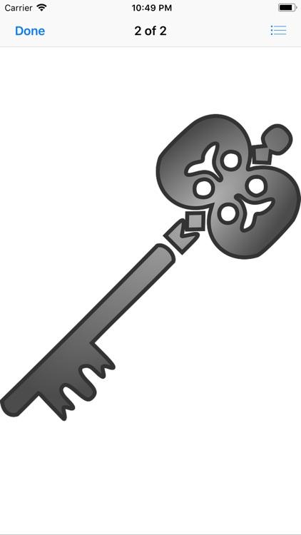 Key Stickers screenshot-5