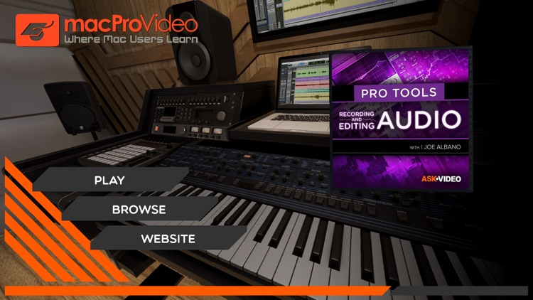 Record and Edit Audio Course screenshot-0