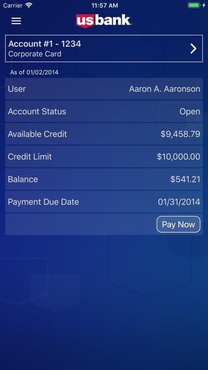 U.S. Bank Access® OnlineMobile screenshot-4