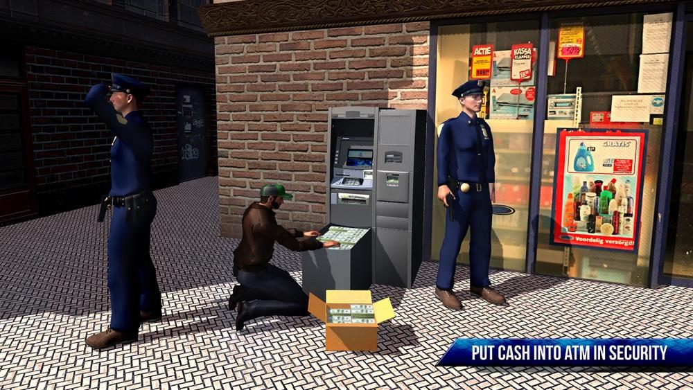 ATM Cash Delivery Security Van Cheat Codes