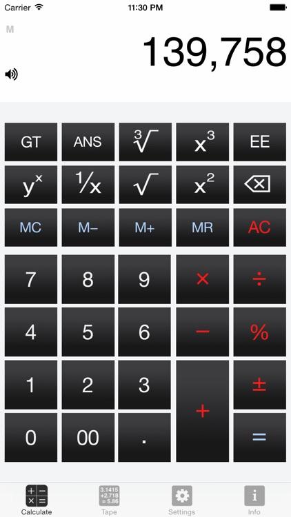 Calculate Lite screenshot-0