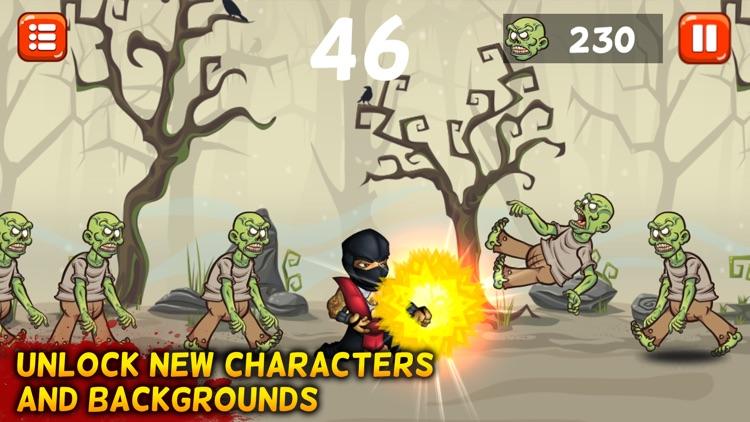 Zombies Apocalypse screenshot-3