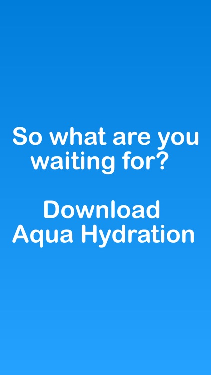 Aqua Hydration screenshot-4
