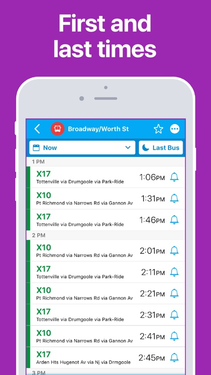 NYC Transit: MTA Subway & Bus screenshot-3