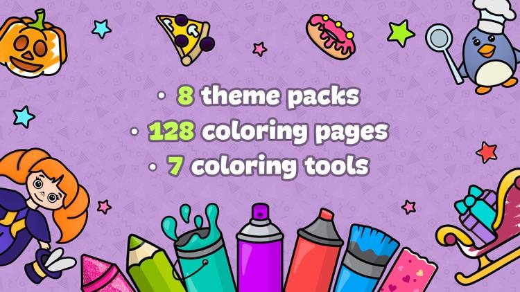 Drawing for kids: doodle games screenshot-5
