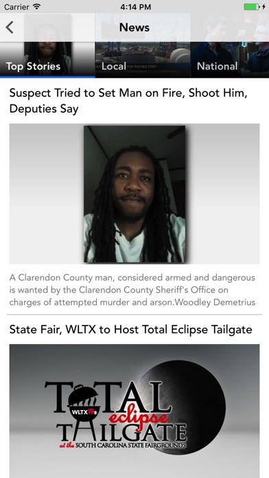 WLTX News19 Columbia for Windows