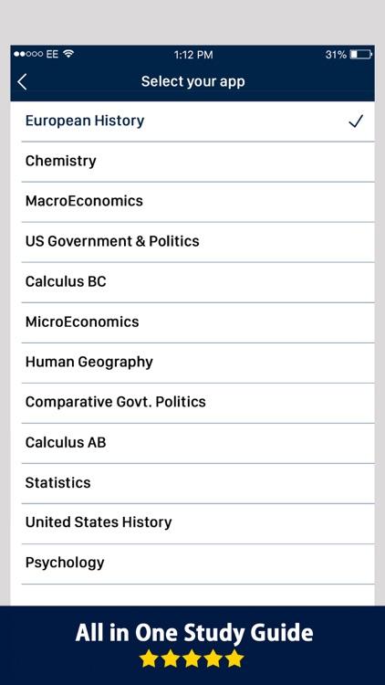 AP Ultimate - Exam Prep 2017 screenshot-4