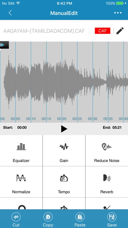 Musixxi Edit screenshot-3