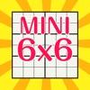 点击获取6x6 mini Sudoku Puzzle