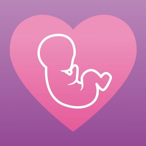 Pregnancy app : due date countdown tracker