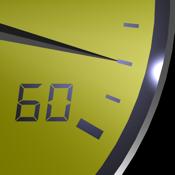 0 To 60 Speedo Clock app review