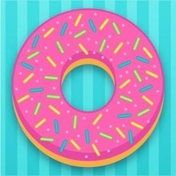 Donut Drop by ABCya