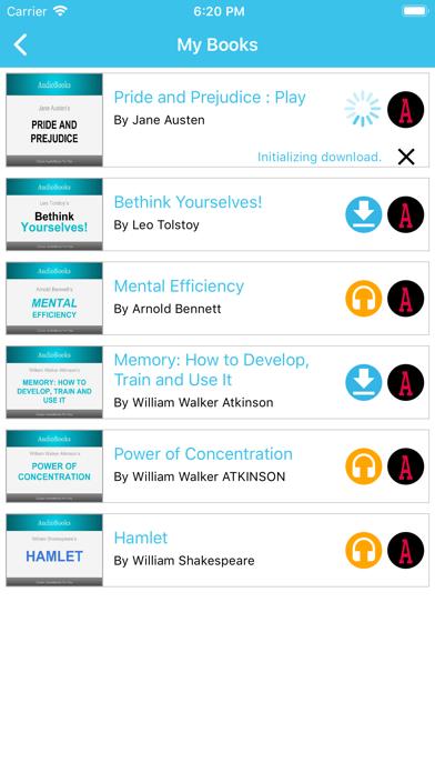 AudioBooks Pro - Best Books screenshot four