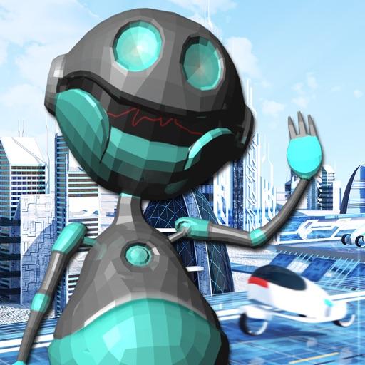 Talking Robot Game iOS App
