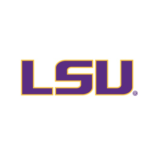 LSU Tigers Stickers PLUS for iMessage