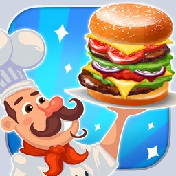 Restaurant Chef Cooking Games