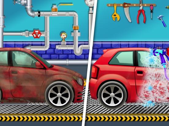 Car Washing - Mechanic Game screenshot 9