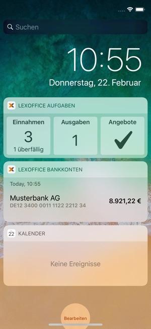 Lexoffice Im App Store