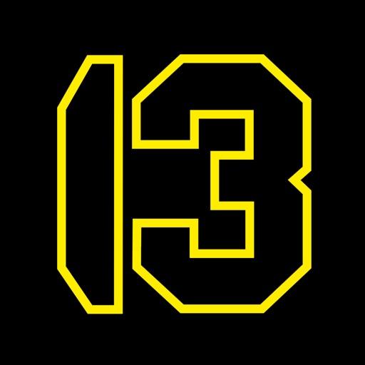 13 BY BLACK STAR