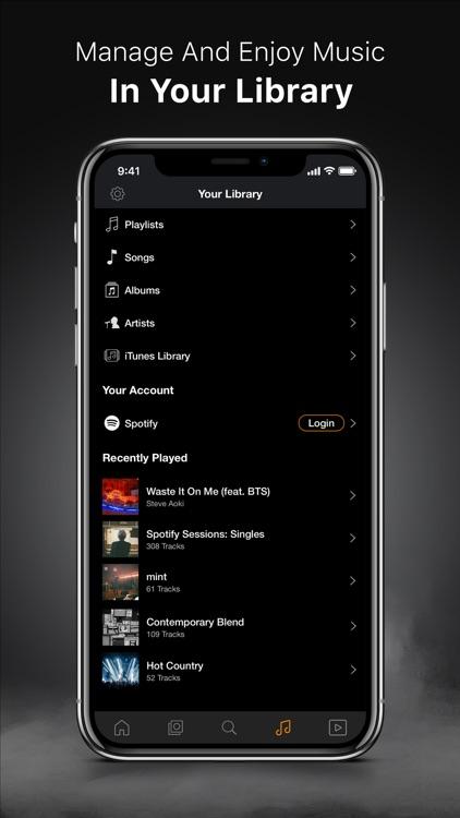 MELOS - Music Videos Play.er screenshot-6