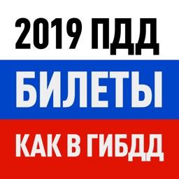 ПДД 2019