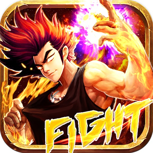 Arcade Fight - fighting game