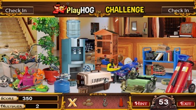 Check In Hidden Objects Games