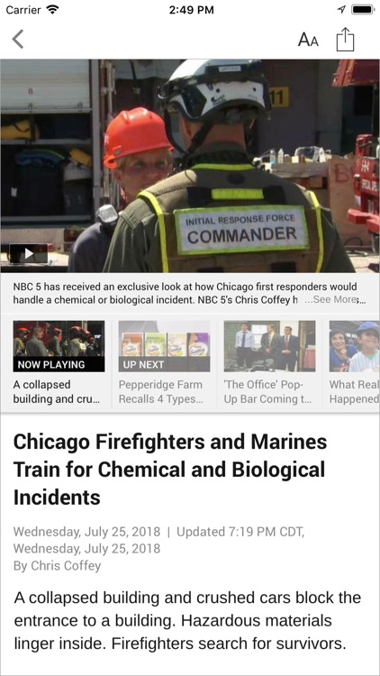 NBC 5 Chicago screenshot-3