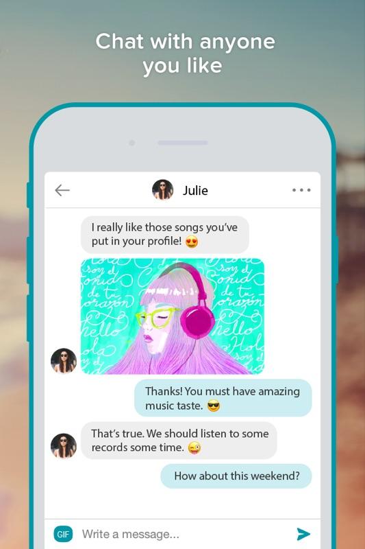 dating app listen