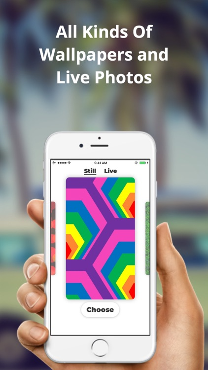 Wall Me HD - Live Photo Walls