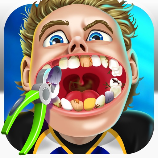 Download Sports Dentist Salon Spa Games free for iPhone, iPod and iPad