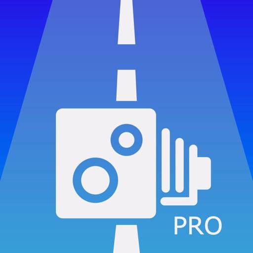 Speedcams premium road detect application logo