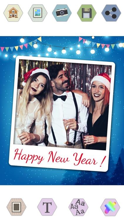 Christmas & New year Albums screenshot-3