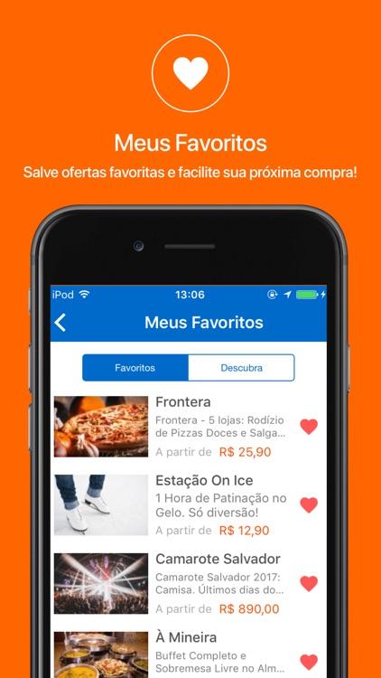 Peixe Urbano Compras e Cupons screenshot-4