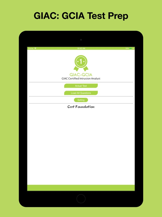 Gcia Certification Gallery - creative certificate design