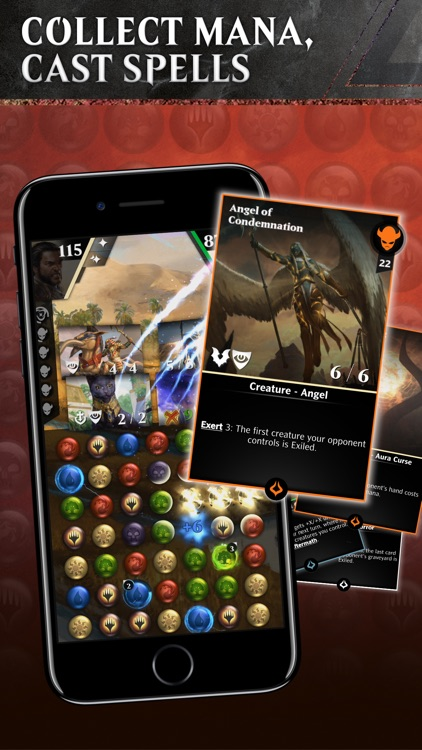 Magic: The Gathering - Puzzle Quest screenshot-0