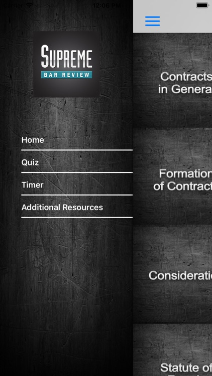 Contracts & Sales: Supreme Bar