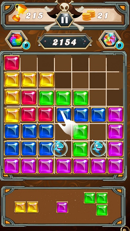 Dolphin Block Puzzle screenshot-4