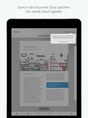 Adobe Scan screenshot 3