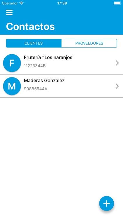 Infoautónomos Facturación screenshot-3