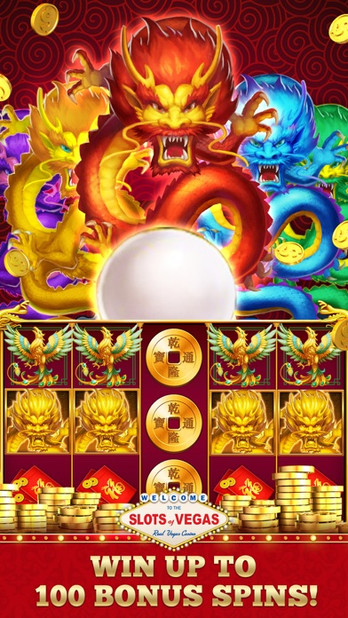 Slots of Vegas - Slot Machine 4.3.0 IOS
